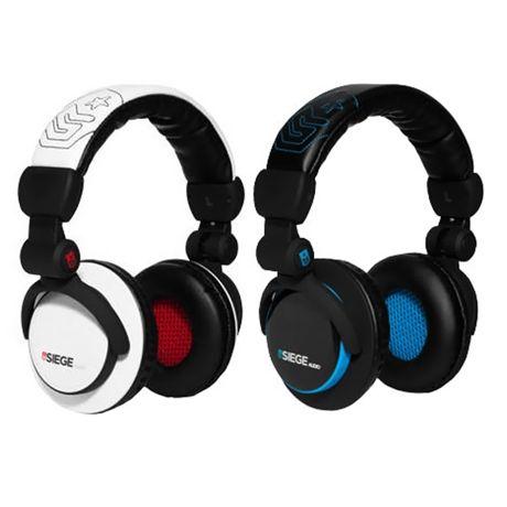 Siege Audio - Epic DJ Headphones http://www.bamarang.co.uk/siege-audio/