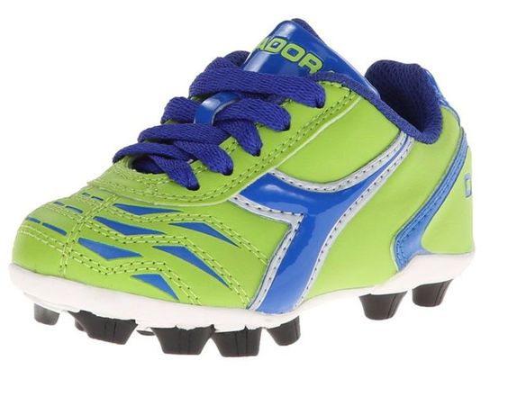 Diadora Capitano MD JR Soccer Shoe (Toddler/Little Kid/Big Kid)