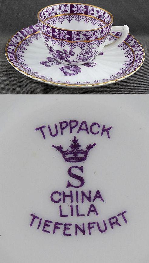 Tiefenfurt tuppack Tuppack