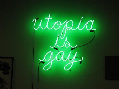 utopia is gay