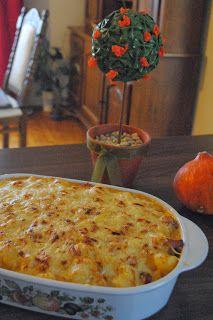 mutter konyhája: Rakott krumpli helyett sajtos krumpli