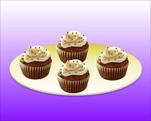 """Yum!  Rootbeer float cupcakes!  But where do I get """"rootbeer essence""""??"""