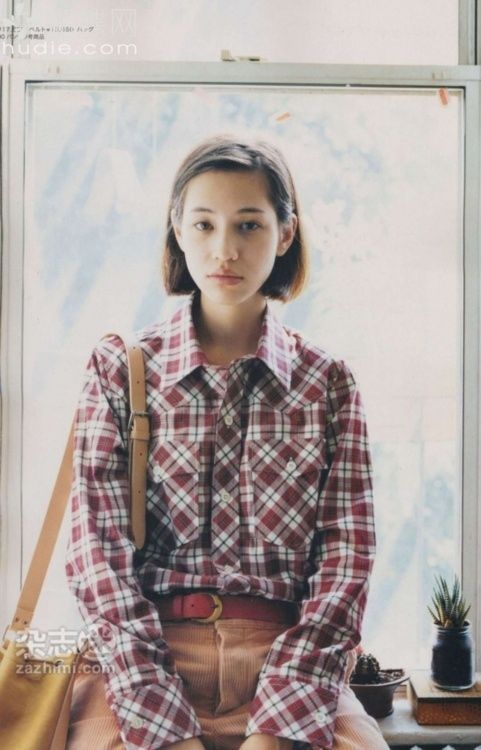 Kiko Mizuhara, The Most Twee Model Ever