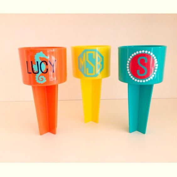 New Spiker colors! How cute are those monograms?!