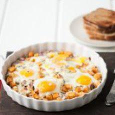 Sweet Potatoes, Gorgonzola and Baked Eggs | Food | Pinterest | Baked ...