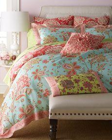 "Amy Butler ""Sari Bloom"" Bed Linens"