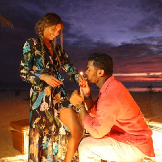 They're making it official! Ciara and Russell Wilson are engaged. The Seattle Seahawks quarterbac...