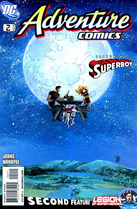 Adventure Comics #2 - The Boy of Steel, Part Two (Issue)