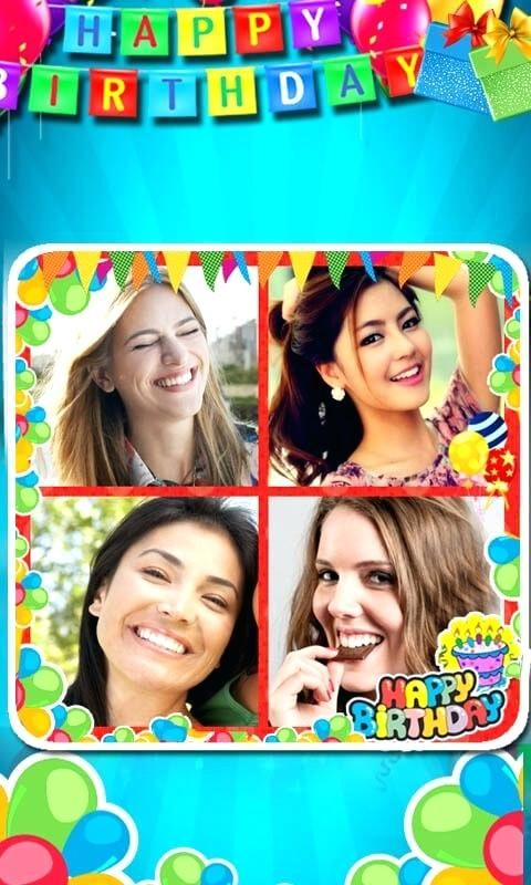 Birthday Collage Maker Online Feat Happy Birthday Photo Collage Maker Online Happy Birthday Collage Birthday Collage Birthday Collage Maker Photo Collage Maker
