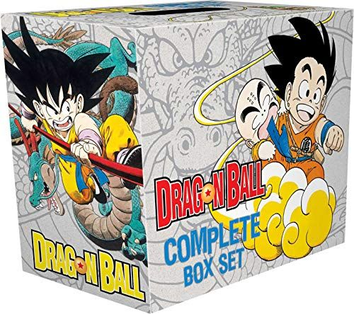 Download Pdf Dragon Ball Complete Box Set Vols 1 16 With