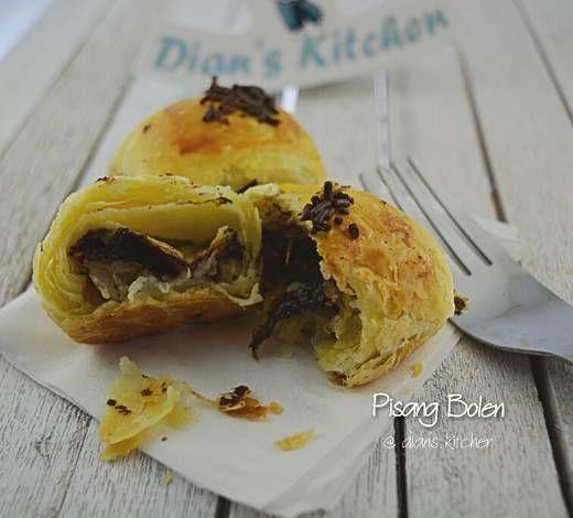 Resep Pisang Bolen Renyah N Berlapis Pakai Korsvet Oleh Dian S Kitchen Resep Resep Kue Kering Pisang