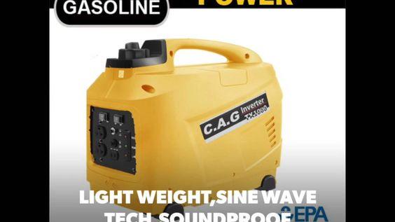 Portable Generators ,Portable Inverter Generator Manufacturer -CAG Power...