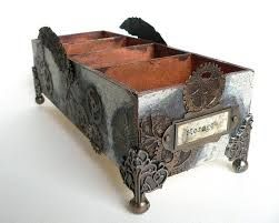 Image result for steampunk boxes