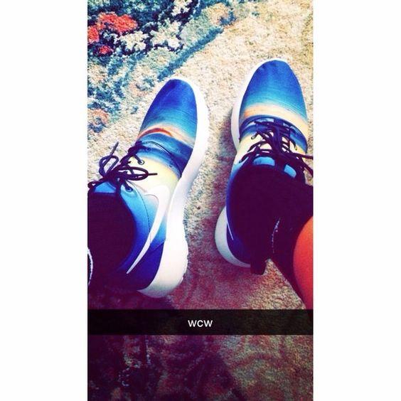 "Nike Roshe Run ""Santa Monica"" Worn a few times. great condition. Nike Shoes"
