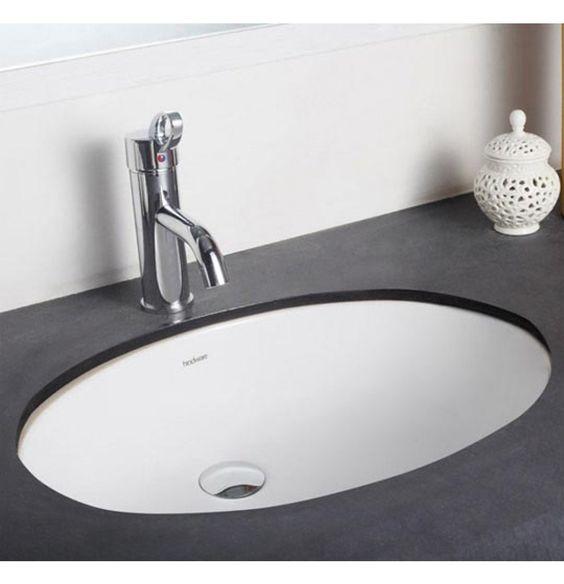Bathroom Zen Art hindware art zen under counter basin (colors available) (10049