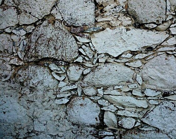 #White #Stone #Wall #Texture
