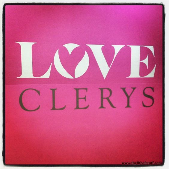 Love Clerys? - Well it's coming back soon!