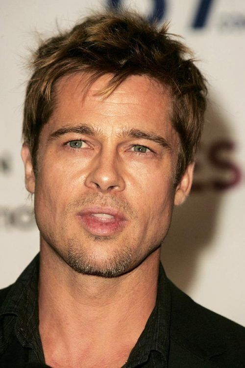 Brad Pitt Fury Haircut Ideas To Pull Off Pricheski