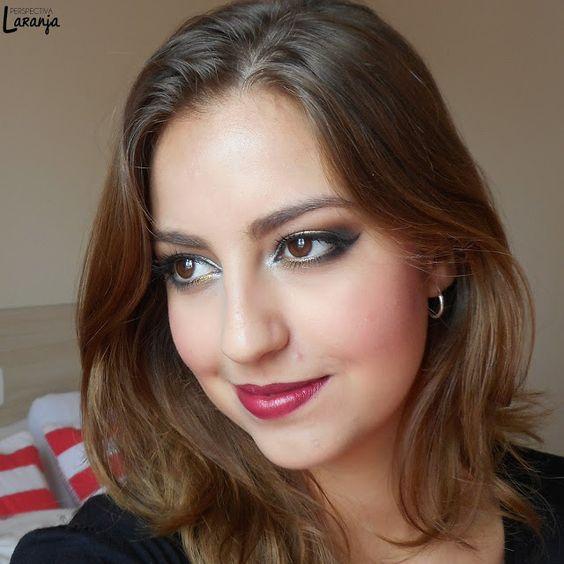 Tutorial: Neutro Metálico | Makeup | Perspectiva Laranja