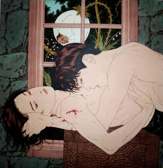 Art by Takato Yamamoto: