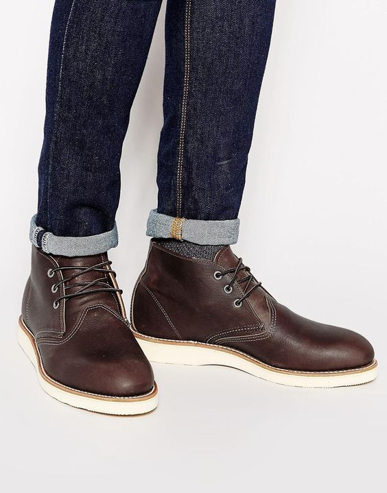 Image 1 of Red Wing Chukka Boots