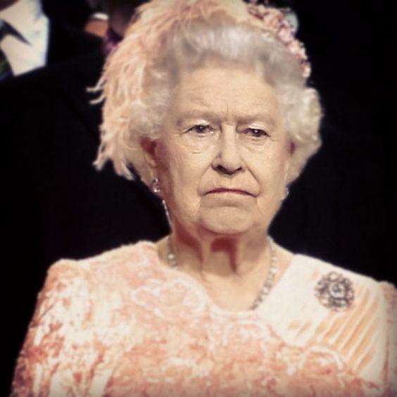 @charleselliott- #webstagram  confused queen