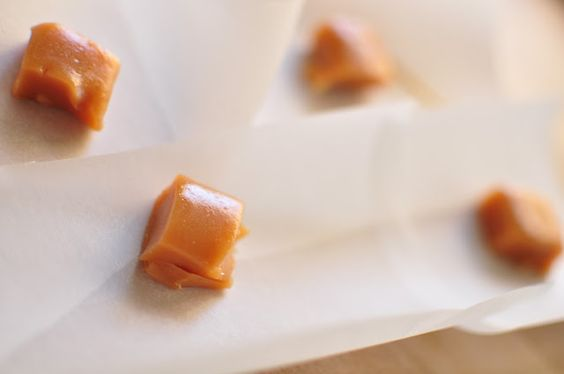 Oh SO Delicioso!: soft caramels