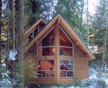 Cedar Homes Cabin Kits And Cabin On Pinterest