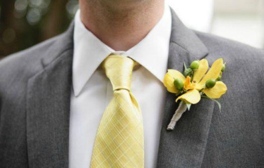 Pocket: 24 lapelas para o noivo