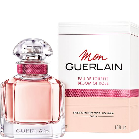 Mon Guerlain Bloom of Rose de Guerlain