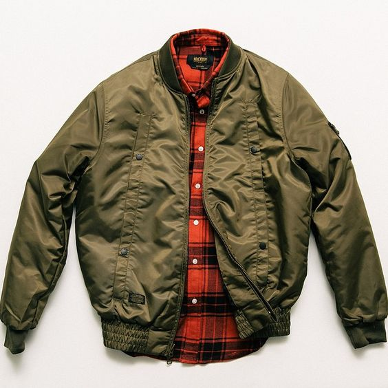 10 DEEP Bomber Jacket - On Sale Now at JackThreads | Clothes ...
