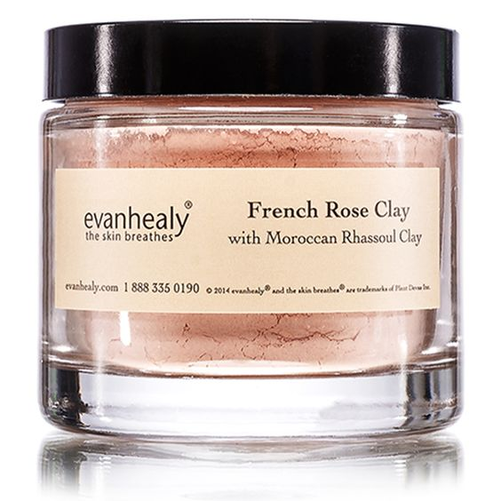 French Rose Clay by EVANHEALY