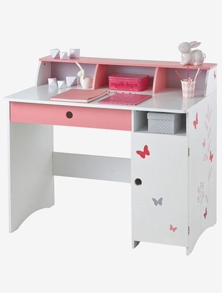 Bureau junior envol e blanc pinterest bureaux - Bureau 60 cm de large ...
