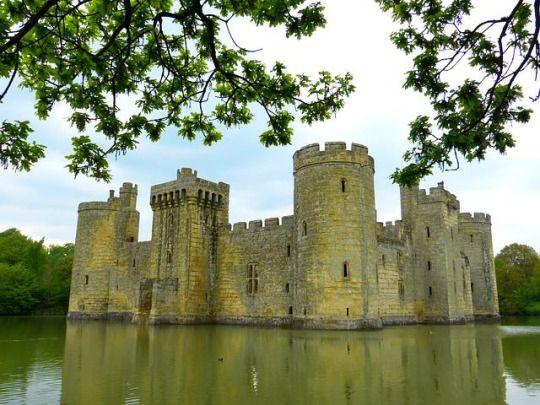 castello di Bodiam- East Sussex