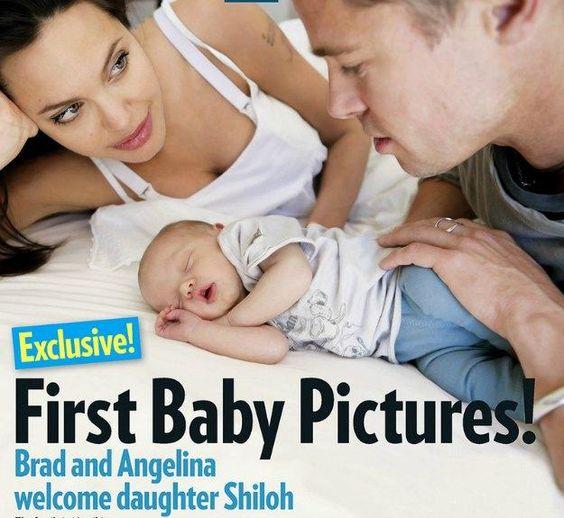 Brad Pitt Pregnant 87