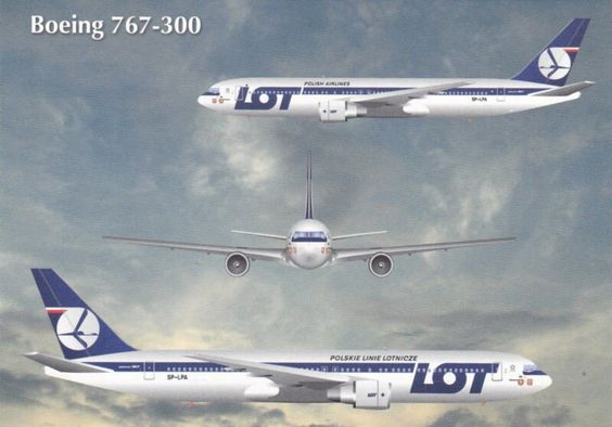 LOT B767-300
