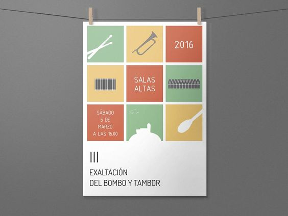 Graphic design. Poster // event