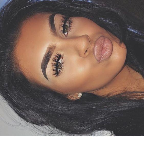 Beautiful Brunette Makeup Inspiring Ladies Makeup Looks Brunette Makeup Hair Makeup