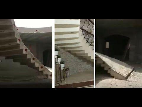 قصة الدرج المقلوب مثيرة الجدل في السعودية و المقاول المصري Youtube Home Decor Stairs Home