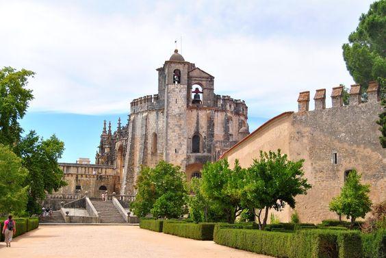 TOMAR--Convento de CRISTO