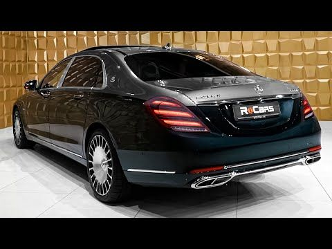 2020 Mercedes Maybach S 560 Interior And Exterior Details