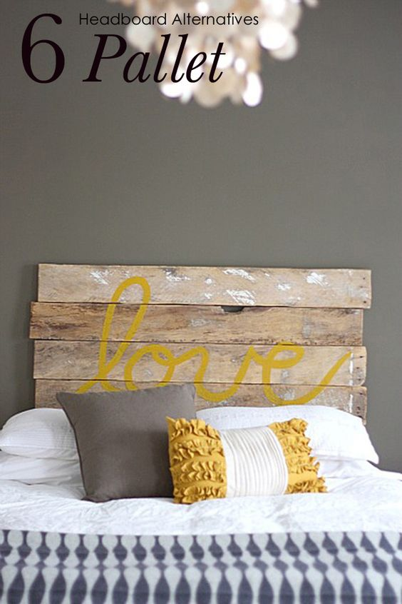 10 Headboard Alternatives A Fab Life Life Is Decorated