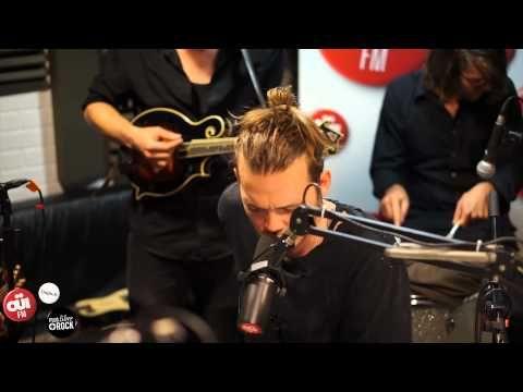 ▶ Half Moon Run - Simon & Garfunkel Cover - Session Acoustique OÜI FM - YouTube