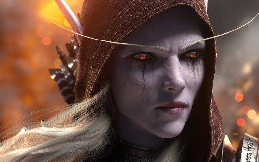 خلفيات ألعاب Sylvanas Windrunner World Of Warcraft Battle For Azeroth World Of Warcraft Expansions Sylvanas Windrunner World Of Warcraft