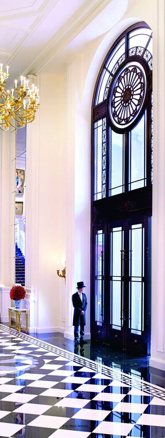 Ritz carlton hotel paris luxury lifestyle luxury hotel for Hotel design france