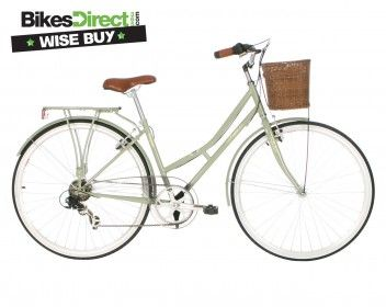 Ladies Kingston Hampton City Hybrid Bike Womens