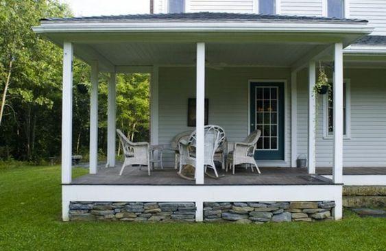 Veranda selber bauen  terrassenplanung ideen veranda selber bauen | Terrassen | Pinterest