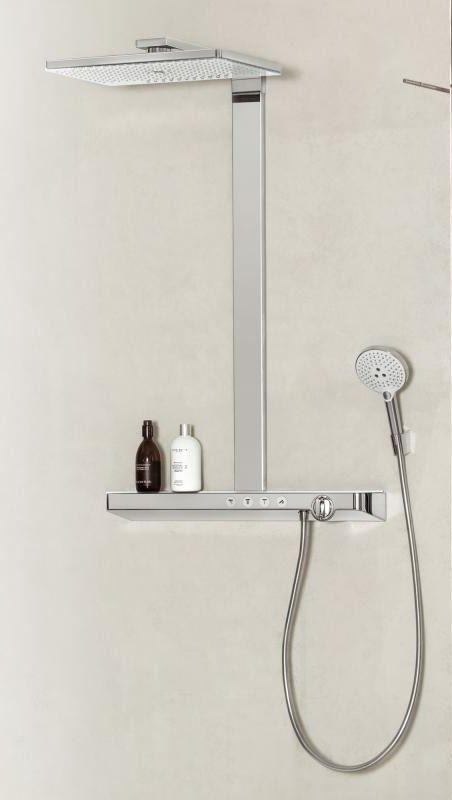 Hansgrohe Rainmaker Select 460 3jet Das Breite Flache Thermostat