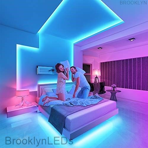 Wall Decor In Nursery Bedroom Ideas For Small Rooms Aesthetic Living Room Wall Decor I Led Room Lighting Led Lighting Bedroom Neon Room
