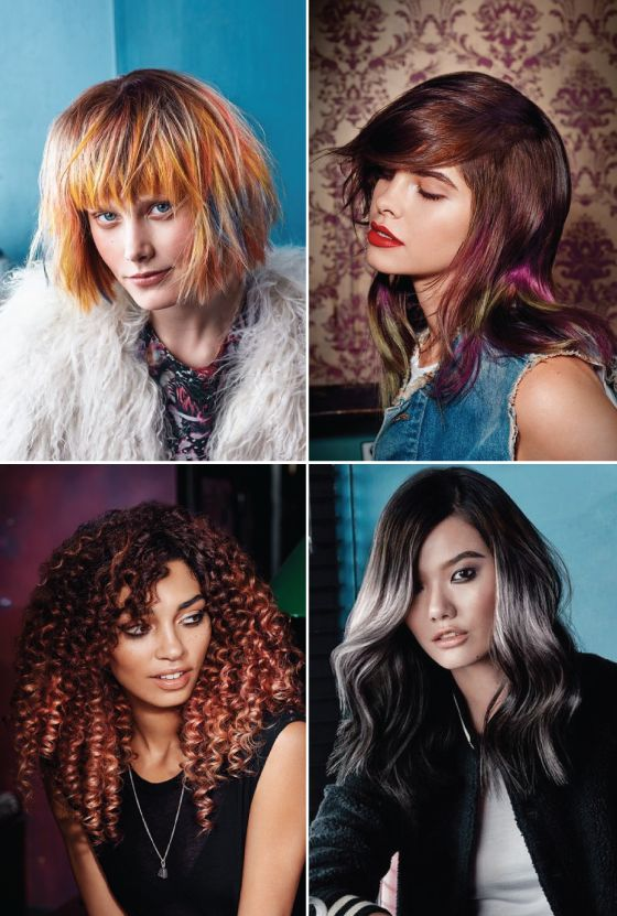 NOVIDADE CAPILAR :: HAIR STROBING!